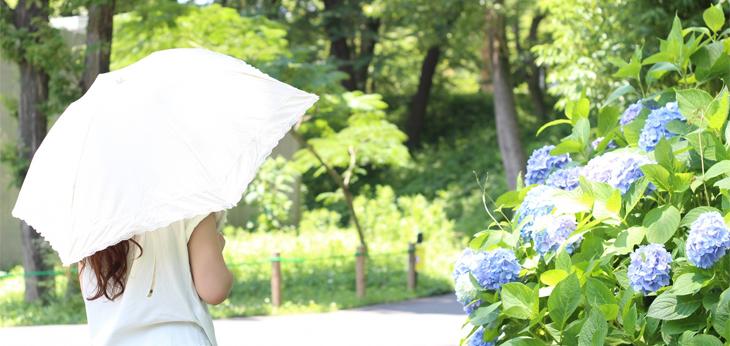 梅雨の肌トラブルは紫外線が原因かも?今すぐやるべき対策法とは